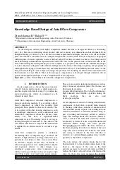 Knowledge Based Design of Axial Flow Compressor