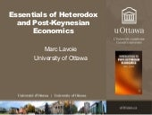 2014 Introduction to Heterodox and ...