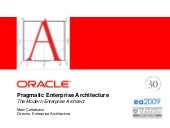 ea2009 Enterprise Architecture keyn...