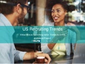 US Recruiting Trends - 2015