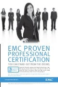 EMC Proven Professional Offers Spl Discounts to EMC Academic Alliance