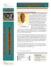 EADD Uganda Newsletter Issue 1