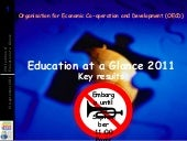Education at a Glance 2011 - Key Re...