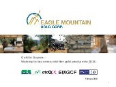 Eagle Mountain Gold Corp. video