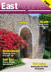 East Algarve Magazine - JULY 2010