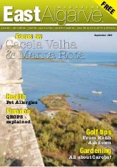 East Algarve Magazine - SEPTEMBER 2010