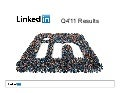 LinkedIn's Q4 2011 Earnings Announcement