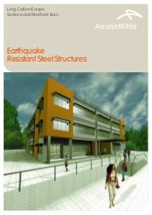 Earthquake resistant steel structur...