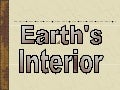 Earth's interior and pt notes