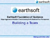 Earthsoft brief-team building-v1-0