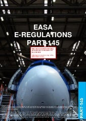 Easa e regulations part-145