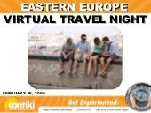 Eastern Europe Online Info Session
