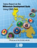 MDGs Provincial Status Report 2010 Philippines Eastern Samar