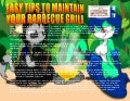 Easy tips to maintain your barbecue grill