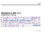 IBM WebSphere MQ Introduction
