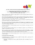 Ebay News 2006 7 19 Earnings