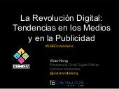 La revolución digital: tendencias e...