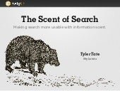 The Scent of Search, Take 2