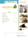 Education Industry: Business Idea of the Month : Ebizwire July 2012