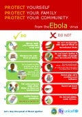 Global Medical Cures™ | CDC- Ebola Protection
