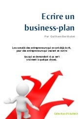 Ecrire son business-plan - Garanti ...