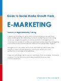 Manager's Guide to Social Media Marketing Growth Hack!