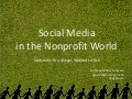 Social Media in the Nonprofit World: Questions you always wanted to ask