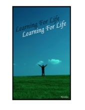 Ebook learning for life (Cerita ins...