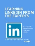 Ebook linkedin - learning linkedin from the experts 2012