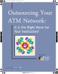 Outsourcing Your ATM Network