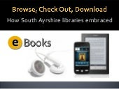 E Book Presentation South Ayrshire ...
