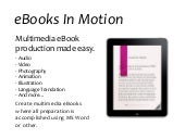 E books in motion executive overvie...