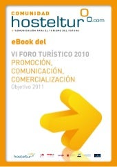 Ebook VI foro hosteltur 2010