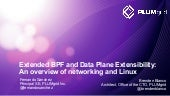 EBPF and Linux Networking