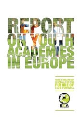 ECA Report on Youth Academies in Eu...