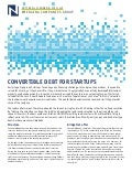 Convertible Debt for Startups