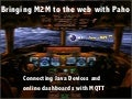 Bringing M2M to the web with Paho: Connecting Java Devices and online dashboards with MQTT - EclipseCon Europe 2013
