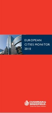 EUROPEAN CITIES MONITOR  2010 Full ...
