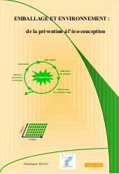 Eco conception emballages - pli