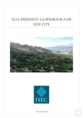 Eco guide-for-leh-city