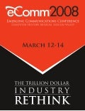 eComm 2008 Programme Guide