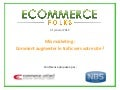 Ecommerce Folks - Mix marketing : comment augmenter le trafic vers votre site ?