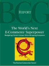 China: The World's Next E-Commerce ...