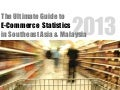 The Ultimate Guide to E-Commerce Statistics in Southeast Asia & Malaysia