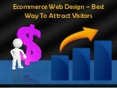 Ecommerce Web Design – Best Way To ...