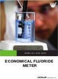 Economical Fluoride Meter by ACMAS Technologies Pvt Ltd.