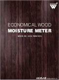 Economical Wood Moisture Meter by ACMAS Technologies Pvt Ltd.
