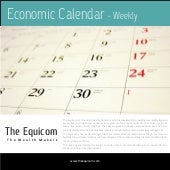 Equity Tips | Economic calendar  we...