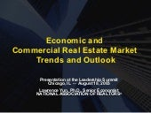 Economic Commercial RE Outlook