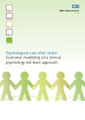Psychological care after stroke: Ec...